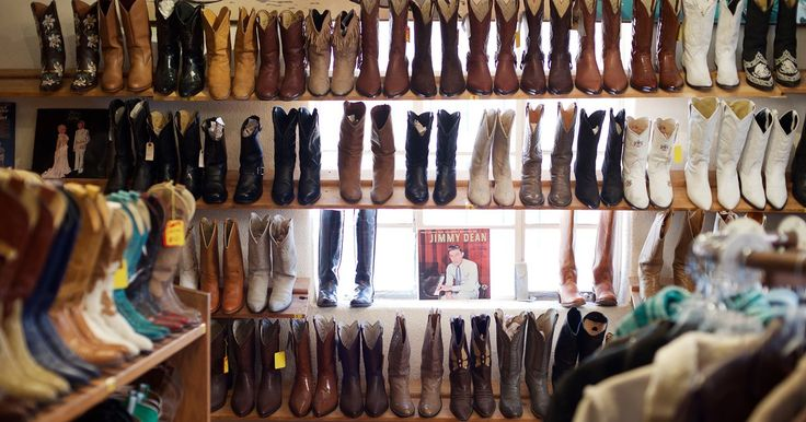This Santa Fe Cowboy Shop Is Proof That Vintage Shopping Is Better Outside of New York C...
