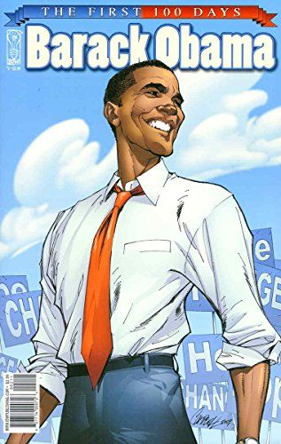 Barack Obama: Road to the White House #2 VF/NM ; IDW comic book  Barack Obama: Road to the White House  IDW  Jeff Mariotte  Tom Morgan