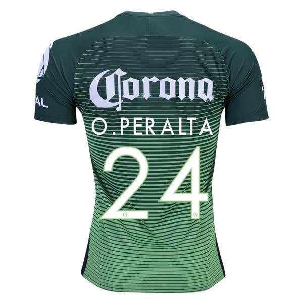 nike oribe peralta club america authentic third jersey 2017