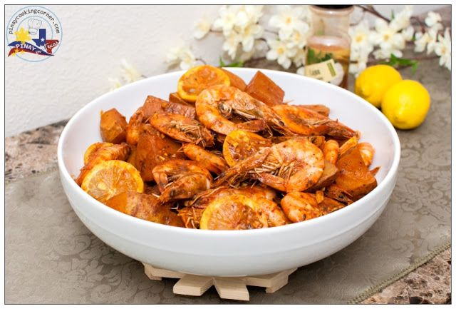 Boiling Crab: Whole Shabang Shrimp Recipe. I am so going to try this recipe when I get home