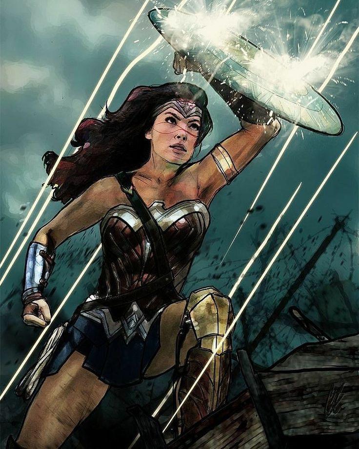regram @gil_osbourne @Regrann from @midknight_in_gotham - No Man's Land  Artist   Cat Staggs #wonderwoman #dianaprince #galgadot #batman #justiceleague #superman #brucewayne #suicidesquad #batmanvsuperman #theflash #aquaman #robin #cyborg #redhood #thedarkknight #darkknight #arrow #gotham #flash #bane #harleyquinn #joker #arkhamknight #dc #comicart #deviantart #artstation #conceptart #dccomics