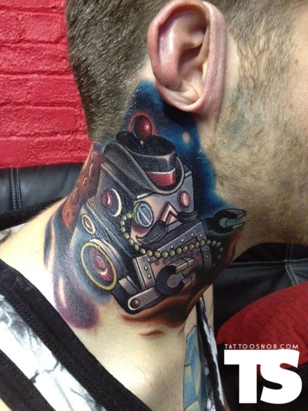 Tattoo by timmy b new school tattoos pinterest for Timmy c tattoo