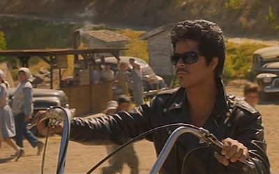 Esai Morales as Bob Morales in La Bamba