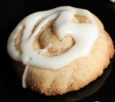 Cinnabon Roll Cookie Recipe ~   They are pretty addicting!