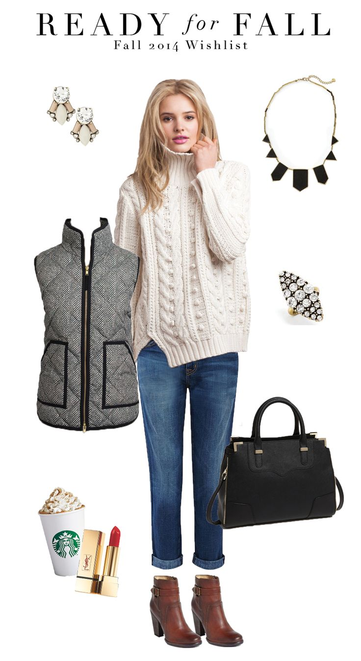 Fall Wish List 2014, Fall Fashion, 2014 Fall Fashion, Fall Must-Haves, Ready for Fall