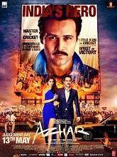 Watch Azhar (2016) DVDScr Hindi Full Movie Online Free  Azhar Movie Info: Directed by: Tony D'Souza Written by: Rajat Arora Starring by: Nausheen Ahmed, Saunvedan Aparanti, Mohit Chhabra Genres: Biography | Sport Country: India Language: Hindi