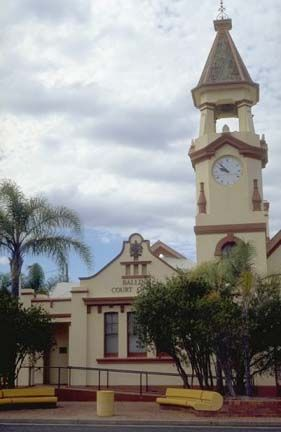 Ballina, NSW,old Post Office.
