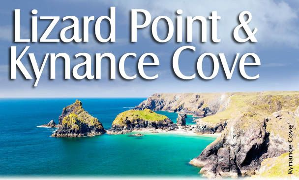 Lizard Point Kynance Cove The Lizard Peninsula Cornwall