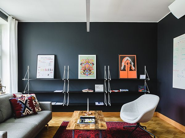 Motley Agency Office #interiordesign  #architecture Photo by Aleksi Tikkala.