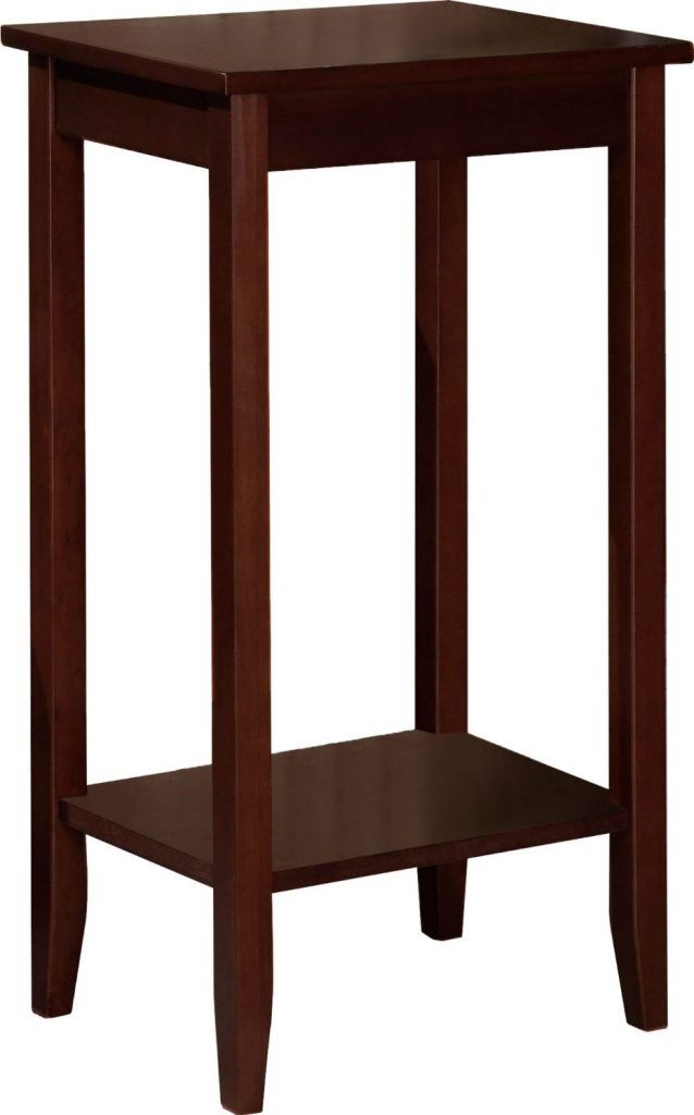 best 25 tall end tables ideas on pinterest wood end. Black Bedroom Furniture Sets. Home Design Ideas