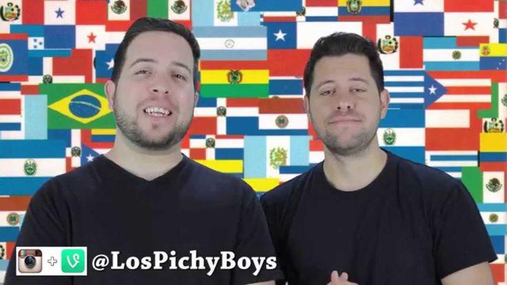"""Mensaje de Los Latinos a Donald Trump """"Los Pichy Boys"""" ¡Y se merece aún más este HdP!"""