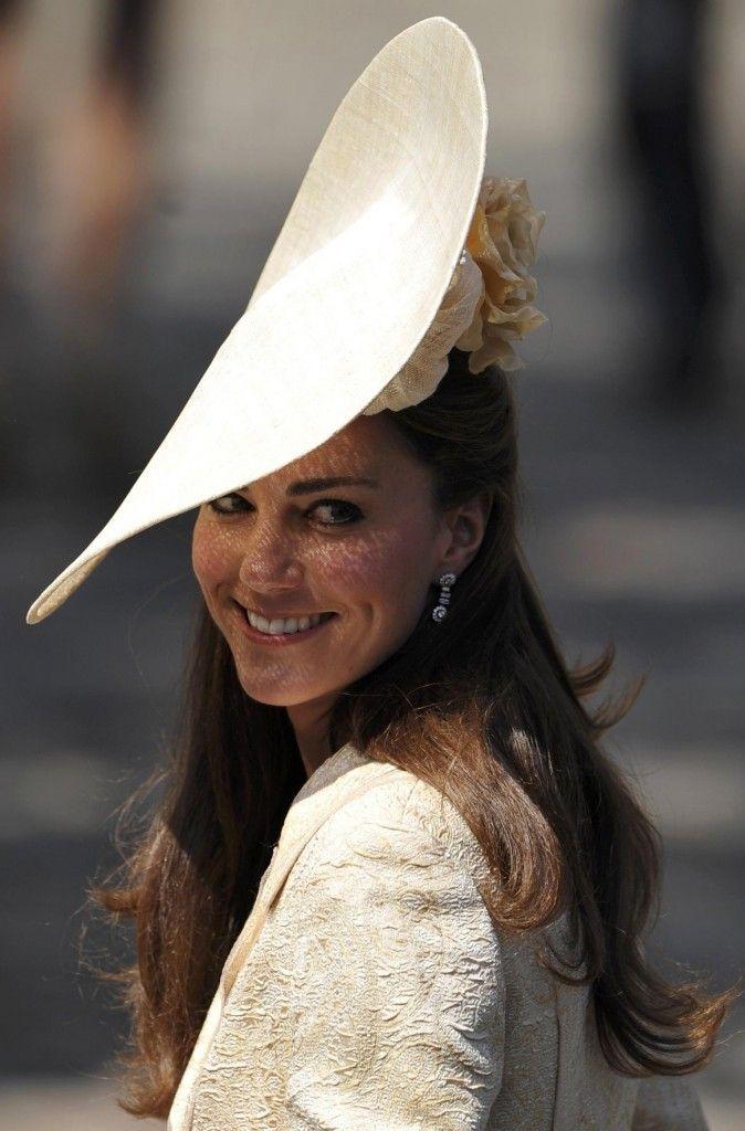 Kate Middleton au mariage de Zara Philips