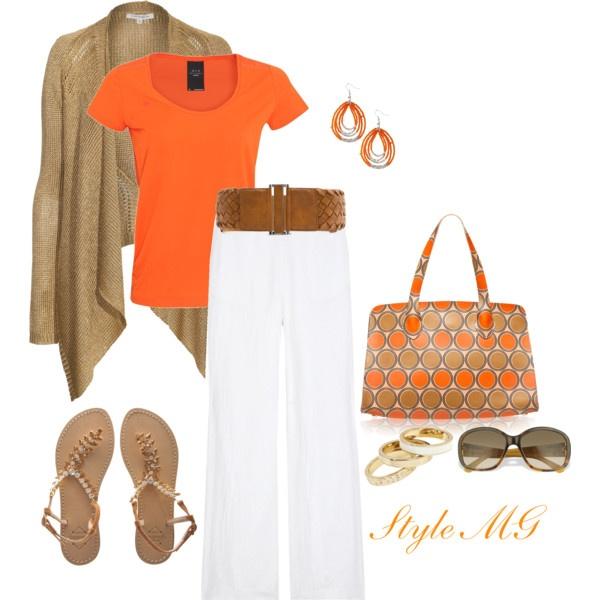 Summer shopping in linen