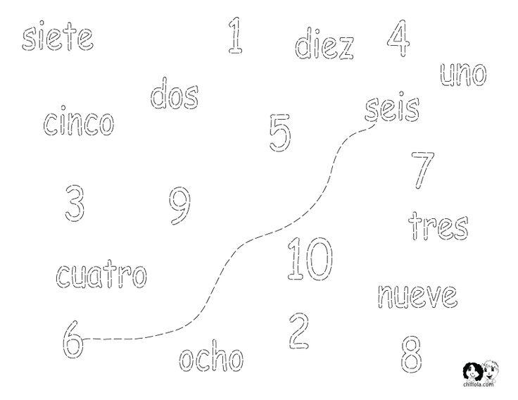 131 best images about Spanish Worksheets for Children Espa ol – Spanish 1 Worksheets