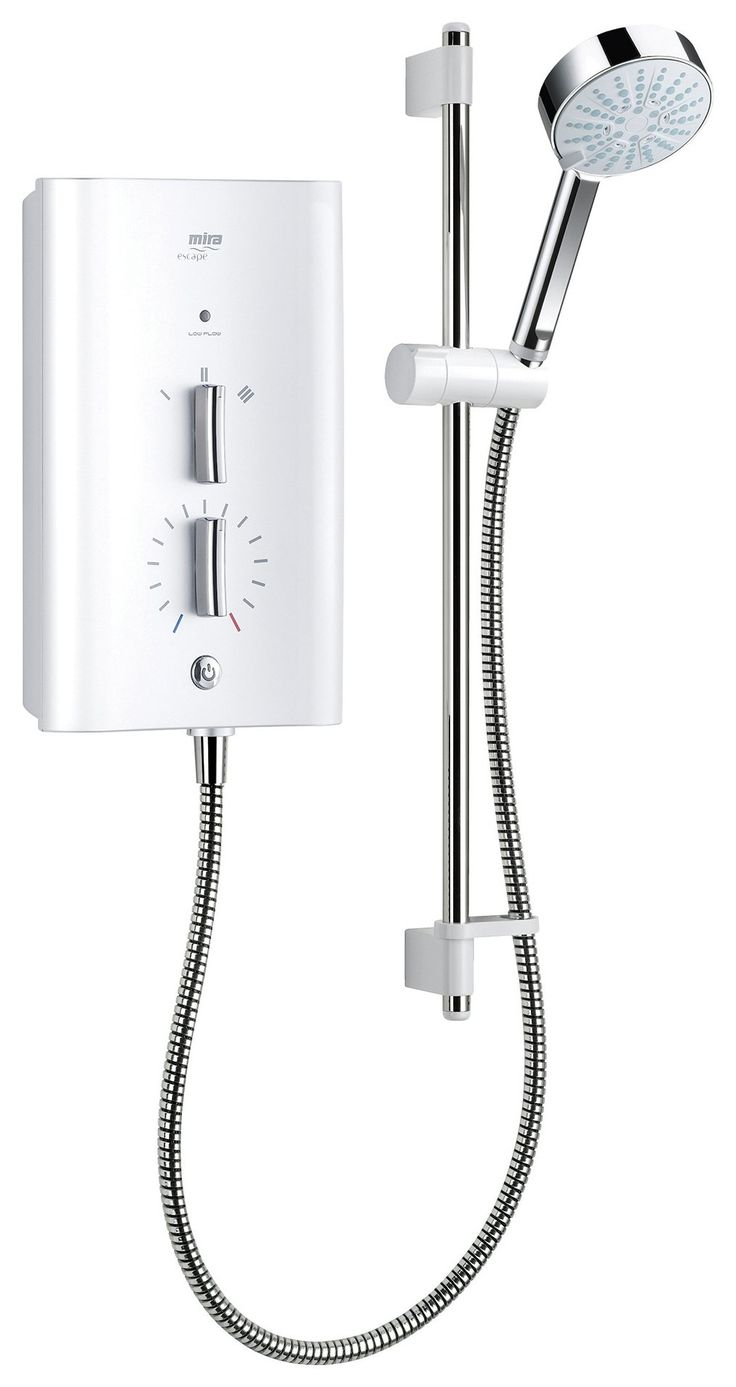 best 20 mira showers ideas on pinterest simple bathroom small mira escape plus 9 8kw electric shower white the perfect place to escape to