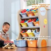Organizador de Brinquedos - Montessoriano                                                                                                                                                                                 Mais