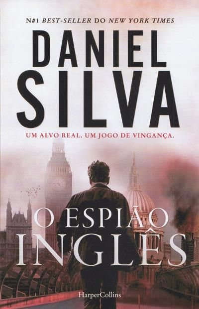 O Espião Inglês , Daniel Silva. Compre livros na Fnac.pt