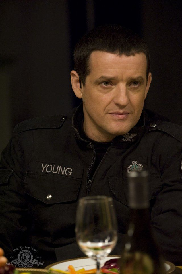 Still of Louis Ferreira in SGU Stargate Universe D'oh - it took me this long to figure out he is Vega on Motive?   Was it the beard?  I loved the short lived SGU!