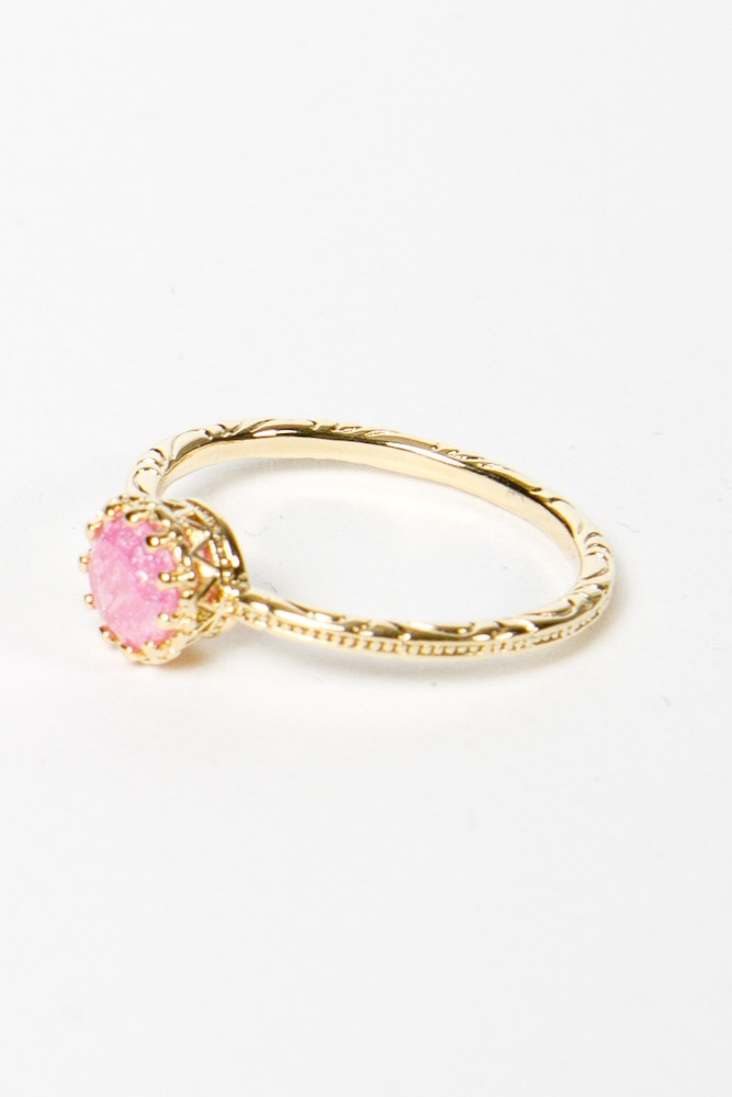dainty everyday ring currently obsessed