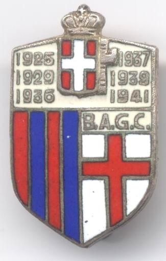 Bologna Associazione Gioco Calcio