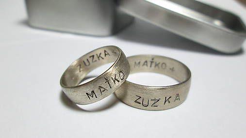 autorské snubné prstene-obrúčky na mieru. záloha