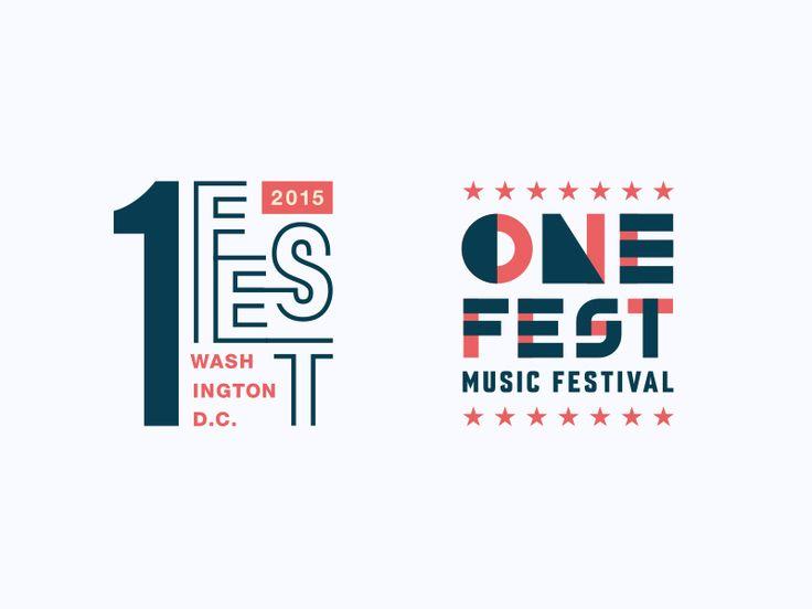 One Fest Logos