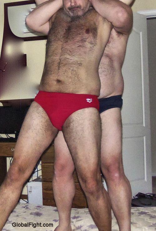 hairy nelson speedo | Wrestling | Pinterest