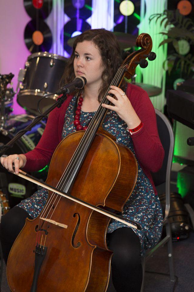 The Mae Trio at Caloundra Music Festival 2014 - Bruce Haggie Photography