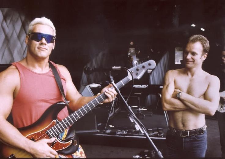 Wcw Bogus Sting: Sting Meets Sting