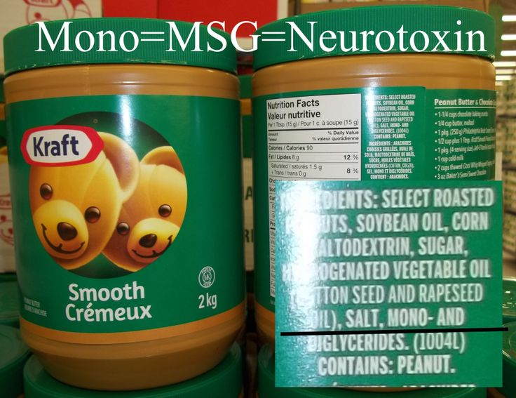 Natural Remedies For Msg Reaction