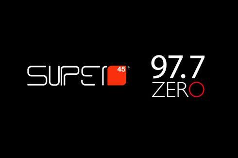 Super 45 en Radio Zero