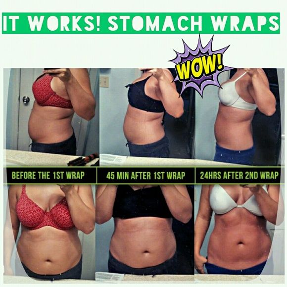 STOMACH WRAPS ! LOSE INCHES ARE YOU INTERSTED?  BUY THE STARTER PACK: Accessories