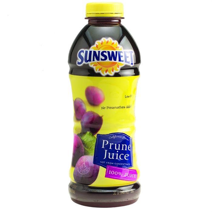 Sunsweet Prune Juice 32 O Z Sunsweet Prunes Prunes Juice Juice