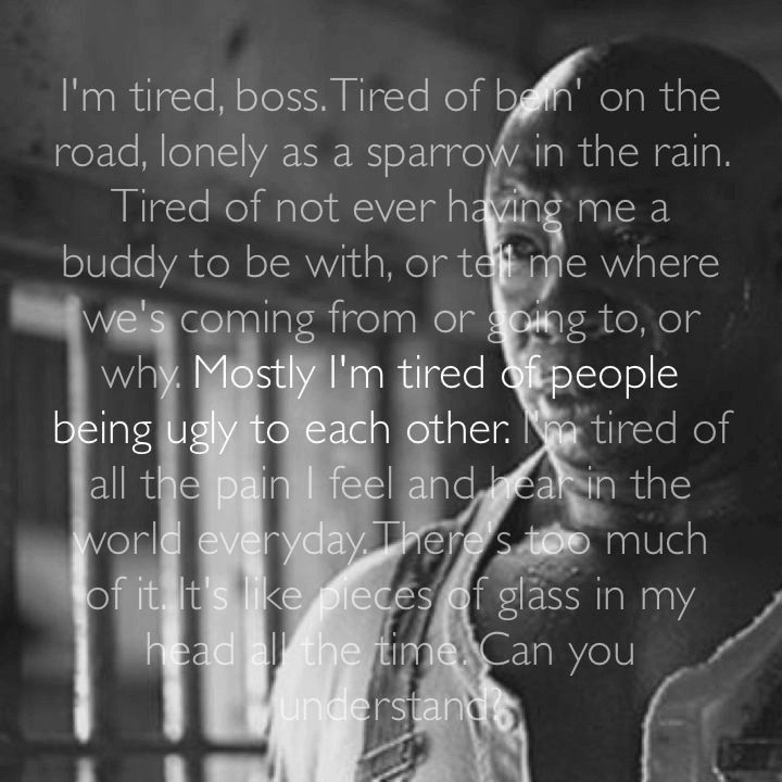 The Green Mile | Quotes | Pinterest | To be, The o'jays ...