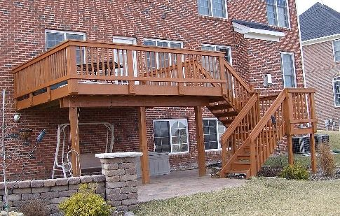 216 Best DECK IDEAS Images On Pinterest Outdoor Ideas