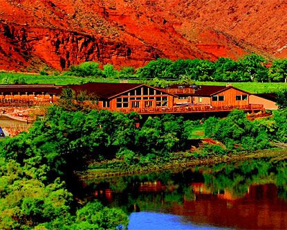 Red Cliffs Ranch in Moab--where we got married  :)