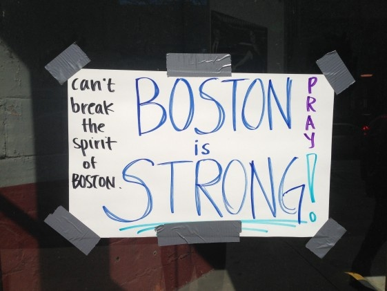 Post-Boston Marathon Photos: Scenes From The City - Competitor.com