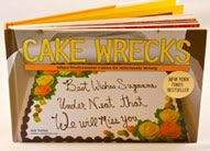 Cake Wrecks is one of my favorite blogs.  On Sundays they feature Sunday Sweets:…