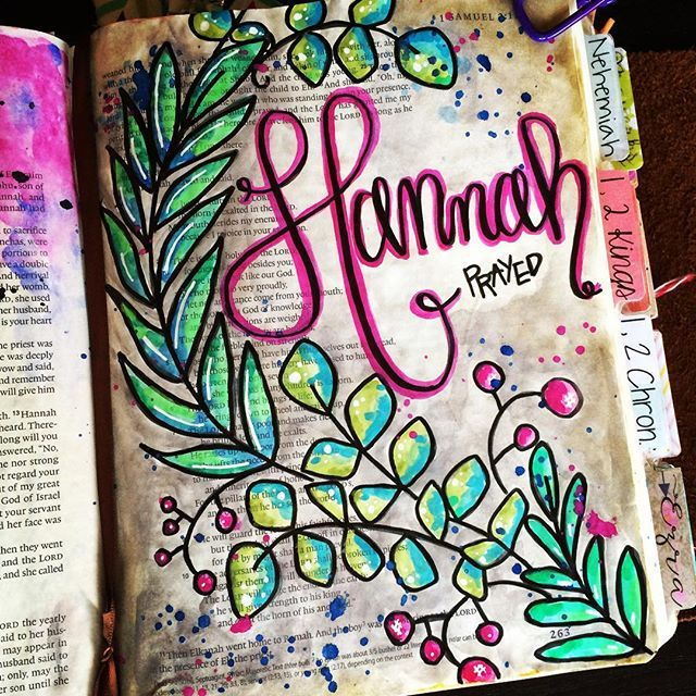 1 Samuel 2 Hannah prayed.Hannah has her prayers answered. Here she stands, a once barren woman has...