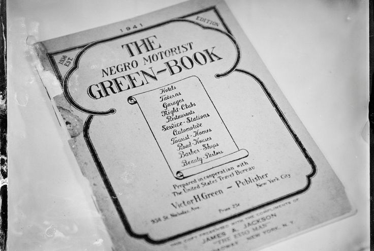 Listing hotels, restaurants and other businesses open to African-Americans, the guide was invaluable for Jim-Crow era travelers