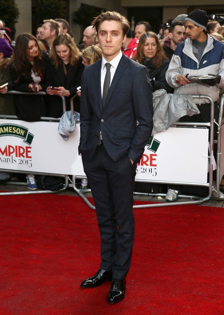 Pin for Later: See All the Red Carpet Action at the Jameson Empire Film Awards Jack Farthing