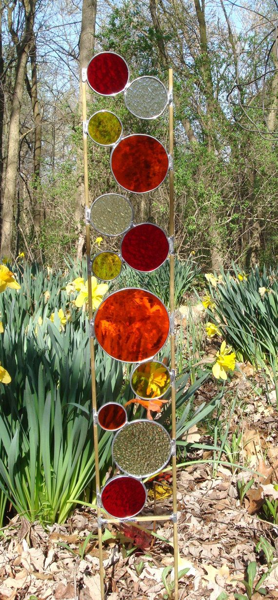 the stained glass garden projects patterns projects and patterns