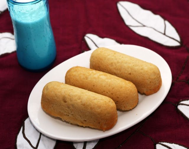THANK GOODNESS make your own twinkies....