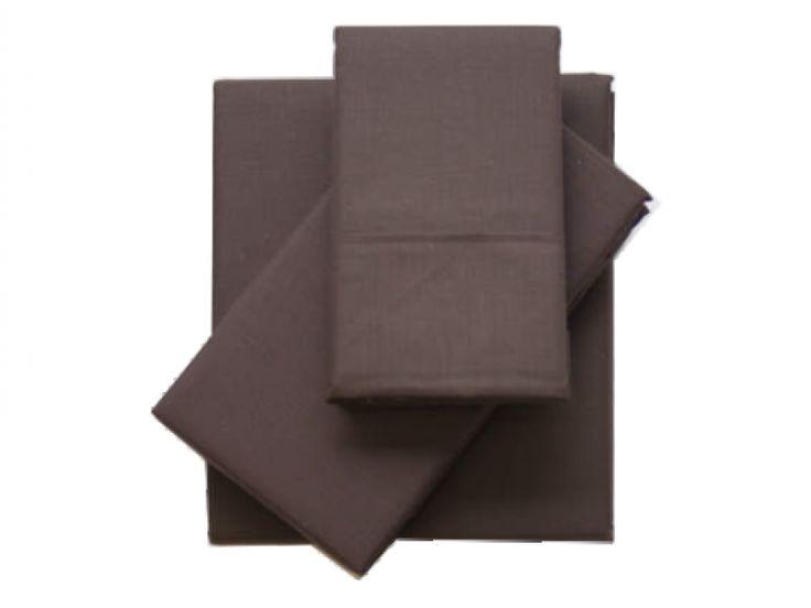 Sábana encimera MB actual. Color marrón.
