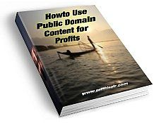 Here's an example eBook you could create and sell ...  the Digital Realm and Options open to you there are VAST! More info at: http://www.sellthinair.com