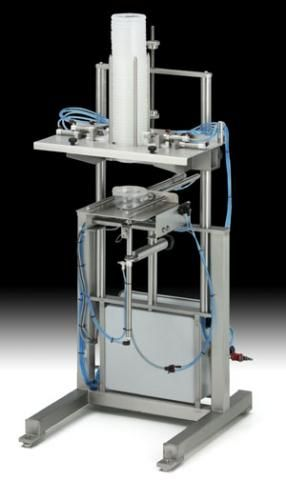 Automatic cup, tub and tray distributor/denester | ControlGMC