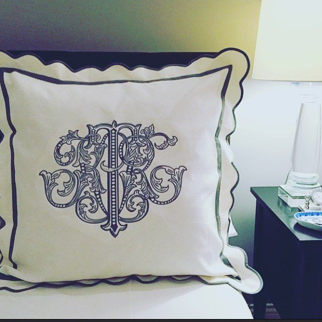 Sweet Friday night dreams time to turn in early and curl up in our new bedding #masterbedroomredo