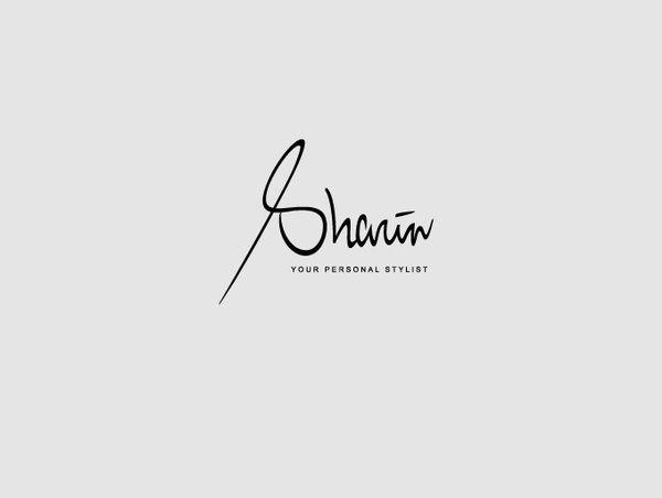 Sharin Personal Stylist Logo Ontwerp / Identity Design by Dutch ...