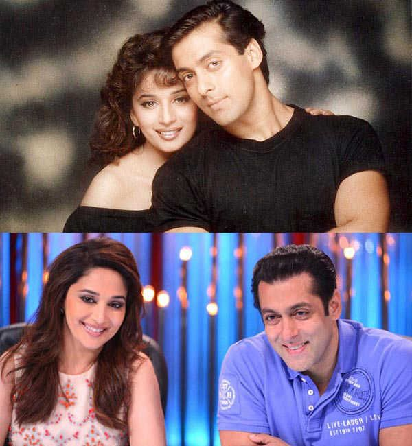 Salman Madhuri To Aamir Juhi! 6 On-Screen Evergreen Pairs Of Bollywood We Would Love To See In Films Again