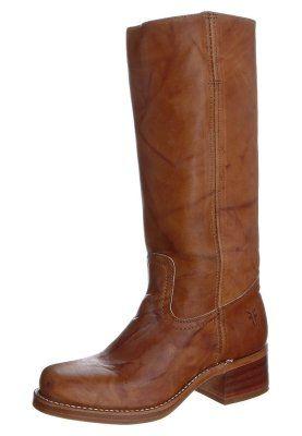 Klassieke laarzen Frye CAMPUS - Laarzen - saddle Beige: 329,95 € Bij Zalando (op 3/09/15). Gratis verzending & retournering, geen minimum bestelwaarde en 100 dagen retourrecht!